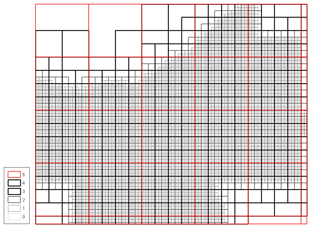 GeoServer and efficient delivery of raster data (image pyramid layer) (5/6)