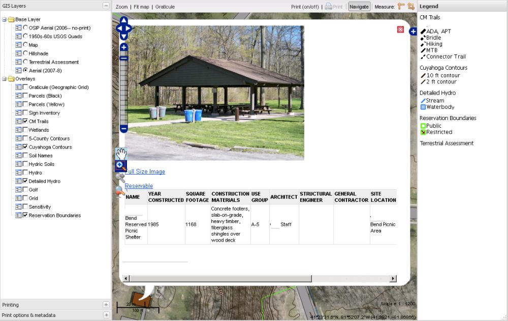 PostgreSQL Views within GeoServer, GetFeatureInfo with Freemarker Templates, etc. (2/2)