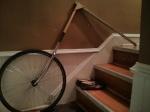 unicycle itself