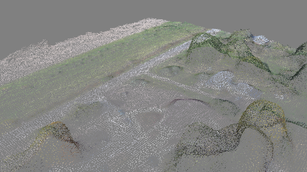 Create Dense Point Cloud