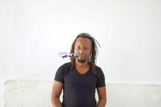 Micro drone flown inside